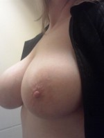 Big Natural MILF Tits-4